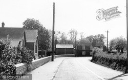 Southminster, The School, Burnham Road c.1955