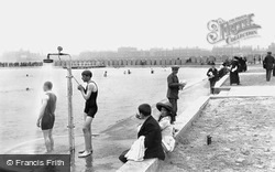 Bathing Pool 1914, Southport