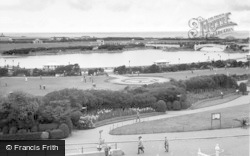 Southport, Boating Lake c.1960