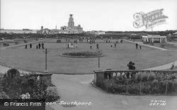 Bowling Green c.1960, Southport