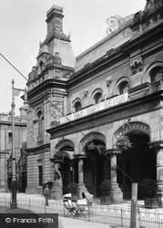 Cambridge Hall 1902, Southport