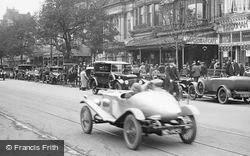 Car In Lord Street 1923, Southport