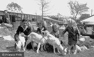 Southport, Children's Zoo c1955