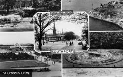 Southport, Composite c.1955