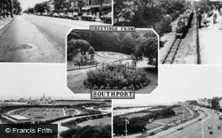 Southport, Composite c.1960