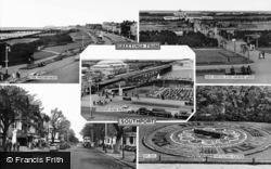 Southport, Composite c.1965