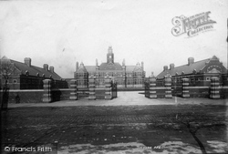Southport, Convalescent Hospital 1896