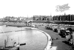 Southport, From Water Shute 1908