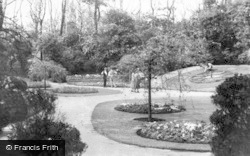 Southport, Hesketh Park c.1955