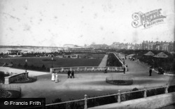 Southport, King's Gardens 1913