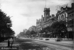Southport, Lord Street 1896