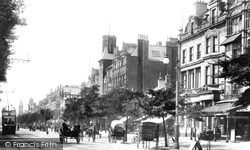 Southport, Lord Street 1902