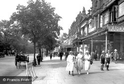 Lord Street 1921, Southport