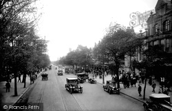 Southport, Lord Street 1923