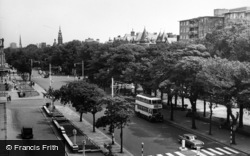 Southport, Lord Street c.1960