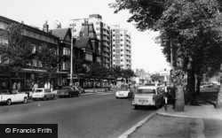 Southport, Lord Street c.1965