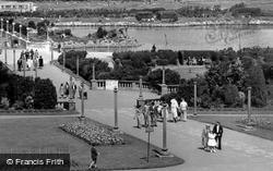 Marine Lake c.1955, Southport