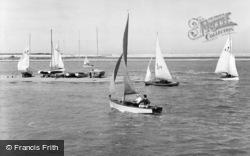 Southport, Marine Lake, North c.1960