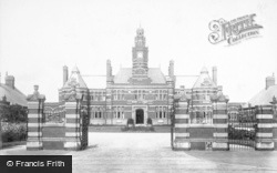 Southport, New Infirmary 1902