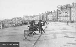 Parade 1887, Southport