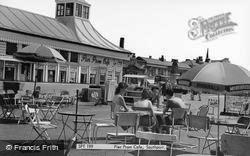 Pier Prom Cafe c.1965, Southport