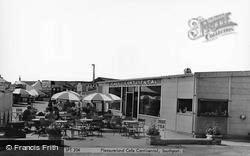Pleasureland Cafe Continental c.1965, Southport