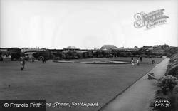 Putting Green c.1960, Southport