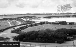 Southport, Putting Green c.1960