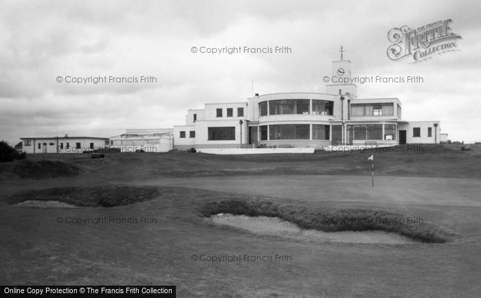 Photo of Southport, Royal Birkdale Golf Club c.1965