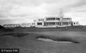 Southport, Royal Birkdale Golf Club c1965