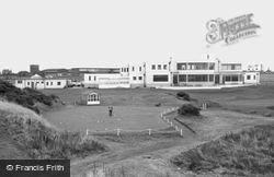 Royal Birkdale Golf Club House c.1965, Southport