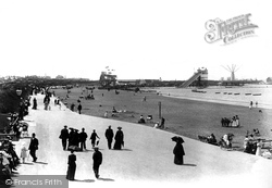 Southport, Sands 1906