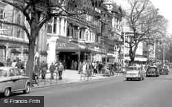 Shopping On Lord Street c.1960, Southport