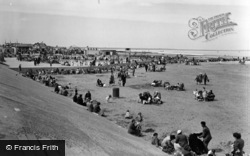 Southport, The Beach, Peter Pan's Playground c.1955