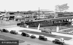 The Pier c.1955, Southport