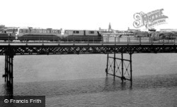 The Pier Train c.1960, Southport