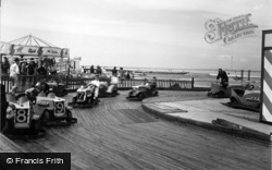 Southport, The Speedway, Peter Pan's Playground c.1955
