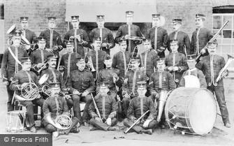 Southsea, Royal Marines Light Infantry Band 1898