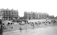 Southsea, the Beach 1890