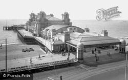 The South Parade Pier c.1935, Southsea