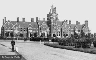 Southsea, Victoria Barracks 1892