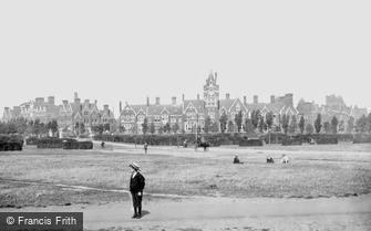 Southsea, Victoria Barracks 1898