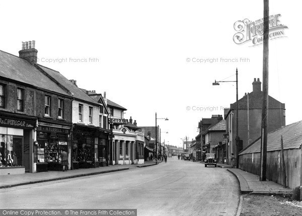 Southwick, Albion Street c1950