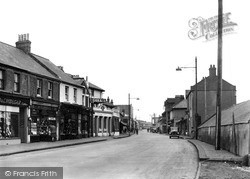 Southwick, Albion Street c.1950