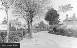 Southwick, Roman Crescent c.1950