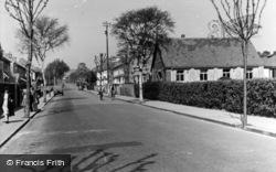 Southwick, Southview Road c.1950