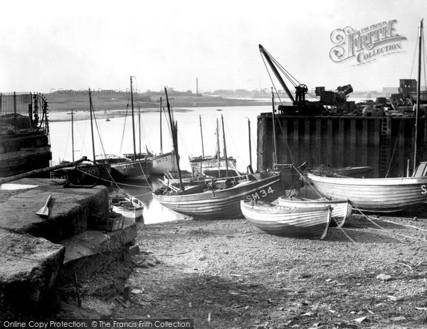 Southwick, the Harbour c1955