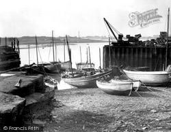 Southwick, The Harbour c.1955