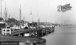 Southwick, The Harbour c.1955