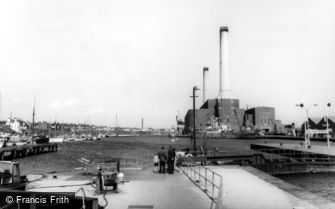 Southwick, the Harbour c1965